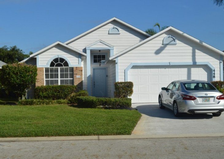 Vacation Rental Home Close to Disney, 4 Bdrm Private Pool, Free Internet #38