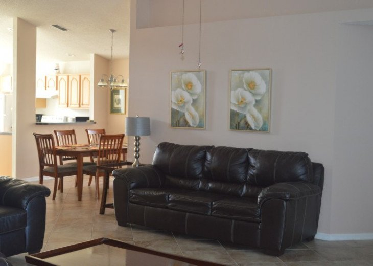 Vacation Rental Home Close to Disney, 4 Bdrm Private Pool, Free Internet #24