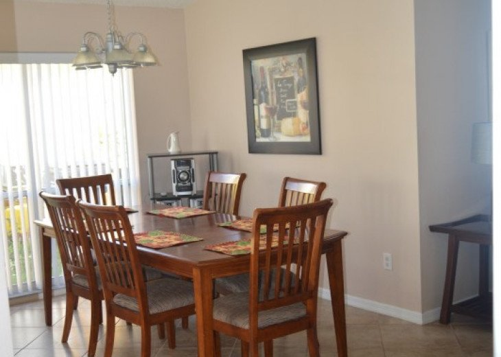 Vacation Rental Home Close to Disney, 4 Bdrm Private Pool, Free Internet #20