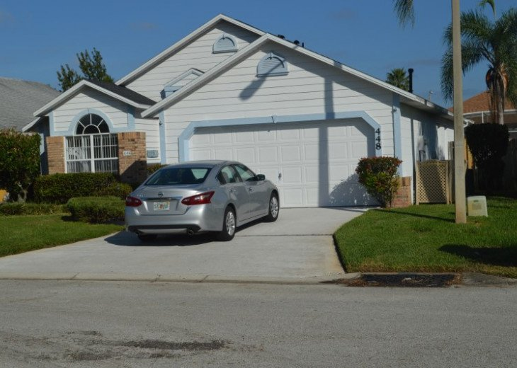 Vacation Rental Home Close to Disney, 4 Bdrm Private Pool, Free Internet #39