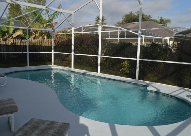 Vacation Rental Home Close to Disney, 4 Bdrm Private Pool, Free Internet #33