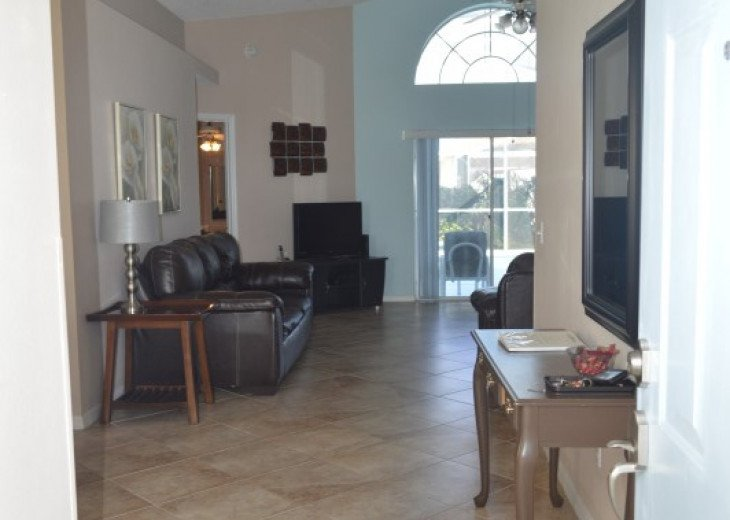 Vacation Rental Home Close to Disney, 4 Bdrm Private Pool, Free Internet #28