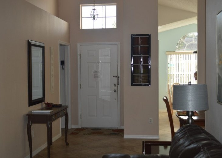 Vacation Rental Home Close to Disney, 4 Bdrm Private Pool, Free Internet #27