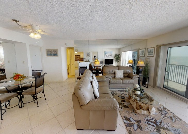 BEAUTY AT THE BEACH--Full front Gulf view!! Crescent Arms 601S #5