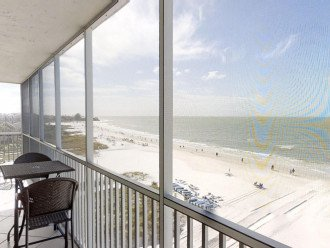 BEAUTY AT THE BEACH--Full front Gulf view!! Crescent Arms 601S #1