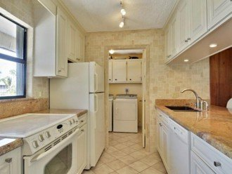Kitchen & Laundry Room