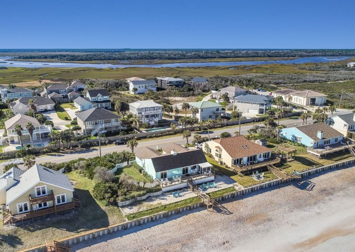 Upscale Oceanfront 1 Level Home-Great Views-Huge Deck-Screen Porch-Pets OK #29