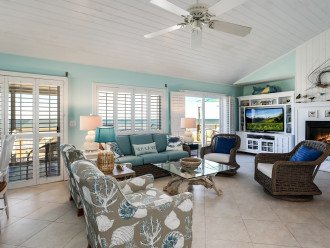 Upscale Oceanfront 1 Level Home-Great Views-Huge Deck-Screen Porch-Pets OK #1