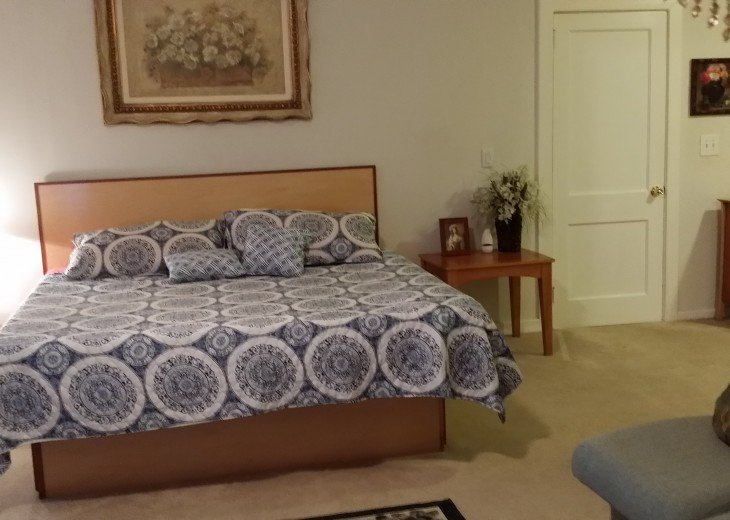 Peaceful Pinebrook Manor for 2 to 14 guests 1 block from Clearwater Country Club #18