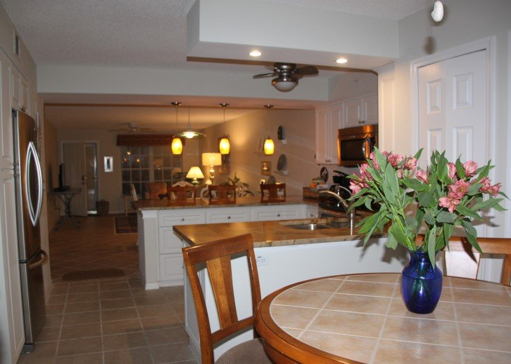 Lovely ground floor unit with beautiful view in an active community #12