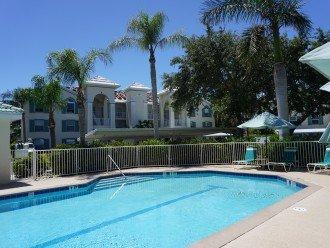 Bermuda Cove community pool