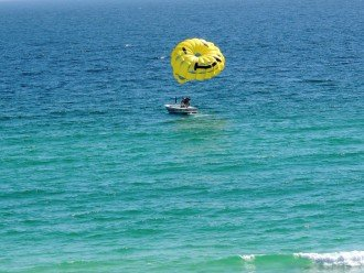 ... and parasailing jsut to name a few fun things to do on the Gulf at Calypso