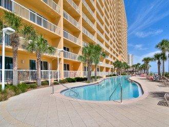 OPEN 7/20-25 ! Calypso 2nd Floor~BEACH FRONT! FREE Beach Chairs! #1