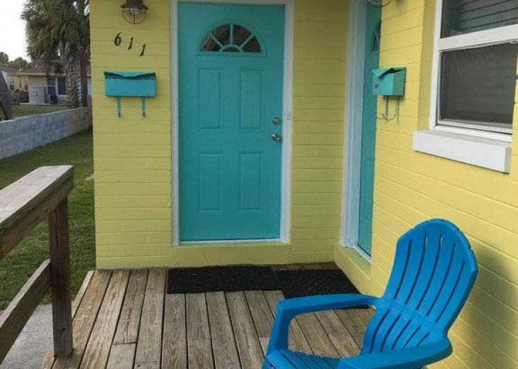 UNIQUE! * 2 HOMES in 1 * STEPS TO BEACH * 4 BR 2 BA * COTTAGE BY THE SEA * PETS #13