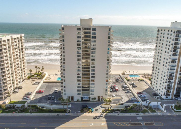 Direct Ocean Front Penthouse Condo #13
