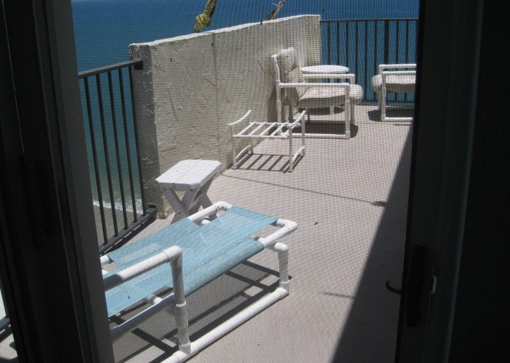 Direct Ocean Front Penthouse Condo #12