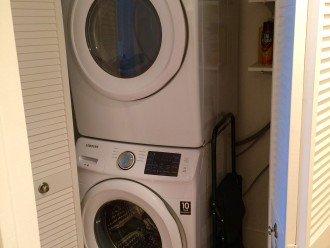 Modern washer/dryer