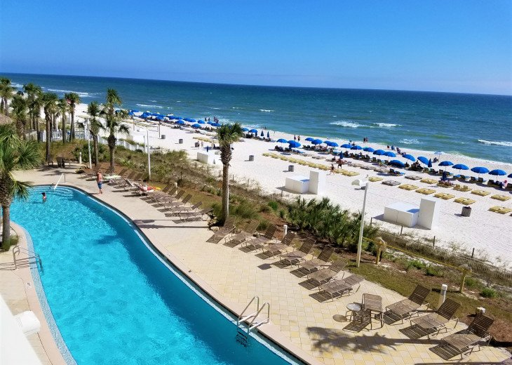 Calypso 3rd Floor~BEACH FRONT! FREE Beach Chairs! Newly Updated! #23