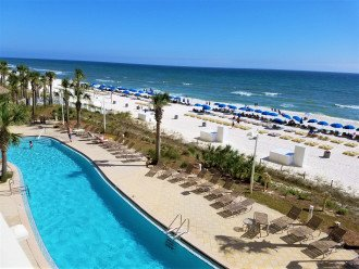 Calypso 3rd Floor~BEACH FRONT! FREE Beach Chairs! Newly Updated! #1