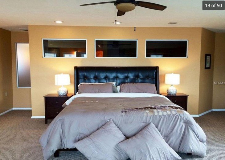 Master bedroom #1 King