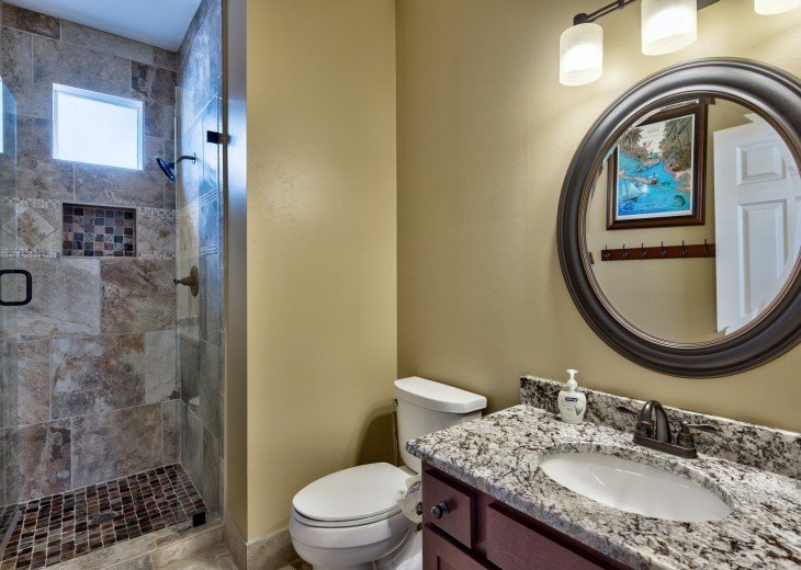2nd Floor Shared Bathroom
