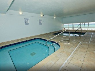 Indoor Hot Tubs With Ocean Front View
