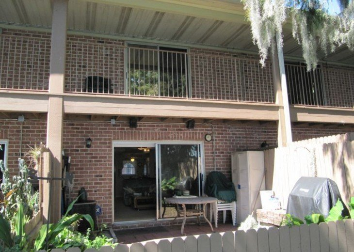 Beautiful Direct Lakefront Town home In N. Orlando with WiFi #14