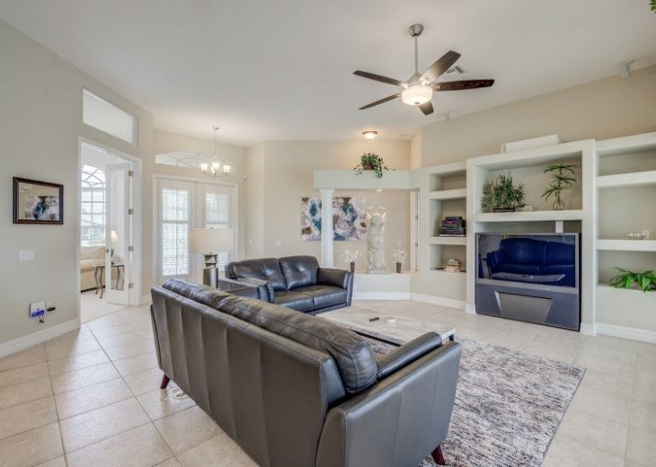 Seas The Day - 3 Bedroom, 3 Bathroom Home plus Den, SE Cape Coral Waterfront #31