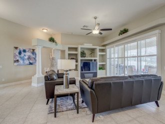 Seas The Day - 3 Bedroom, 3 Bathroom Home plus Den, SE Cape Coral Waterfront #1