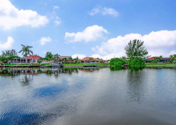 Villa Gasparilla - SW Cape Coral 3b/2ba + den luxury home w/electric heated pool #6