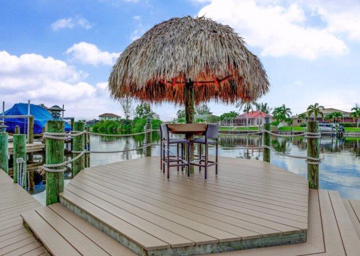 Villa Gasparilla - SW Cape Coral 3b/2ba + den luxury home w/electric heated pool #5