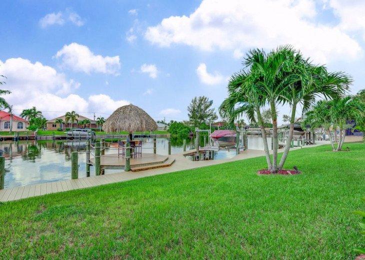 Villa Gasparilla - SW Cape Coral 3b/2ba + den luxury home w/electric heated pool #7