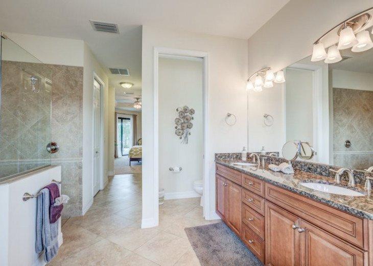 Villa Gasparilla - SW Cape Coral 3b/2ba + den luxury home w/electric heated pool #31