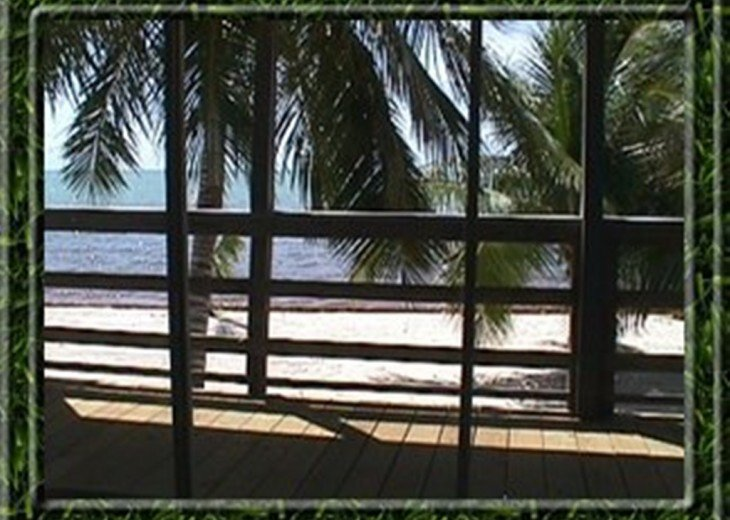 Palm Villa Key West's only real beach house, private and gated. #10