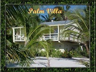 Palm Villa Key West's only real beach house, private and gated. #1