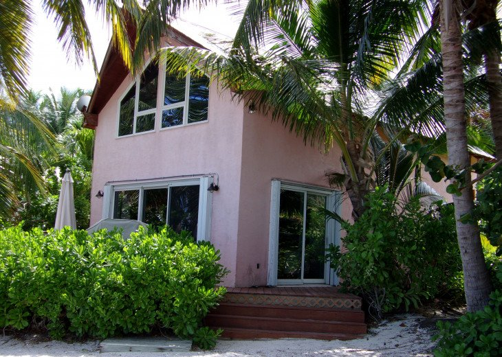 Conch Cottage Key West's only real beach house #1