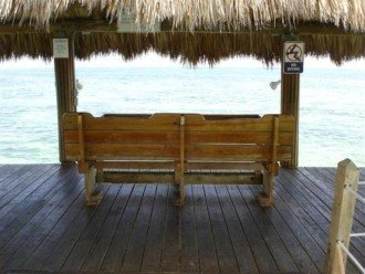 Bench at Dock