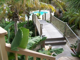 Private beach estate.Dock and pool #1
