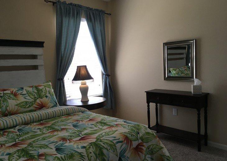 Part Of Master Bedroom