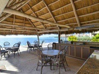 Tiki Dining Area
