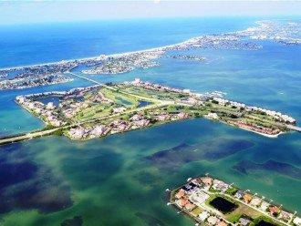 The Island View of Isla Del Sol, Florida