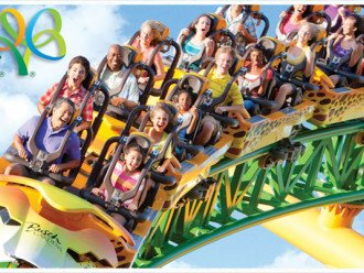 Spend a Day at Busch Gardens in Tampa, 25 minute drive