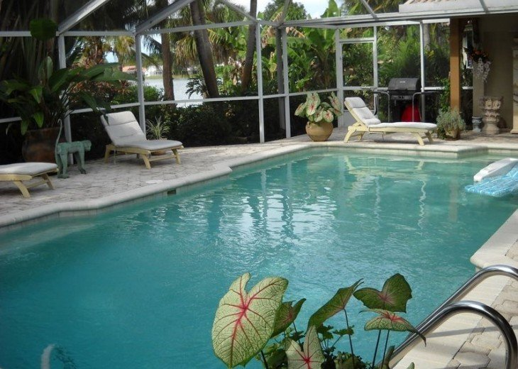 Exquisite Lake View Pool Home just minutes to the beach and Fifth Ave ! #18