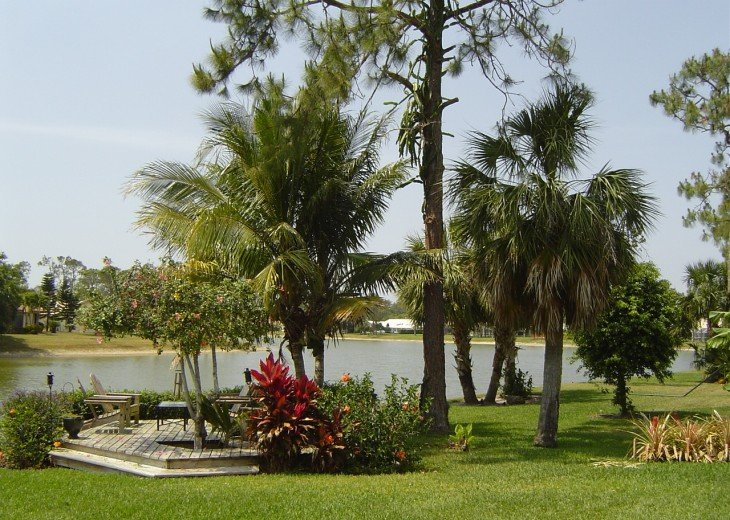 Exquisite Lake View Pool Home just minutes to the beach and Fifth Ave ! #6