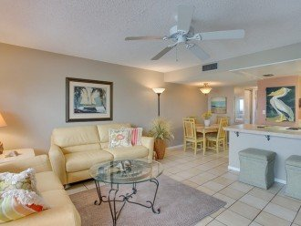 Beachfront Condo with Gulf View and Heated Pool #1