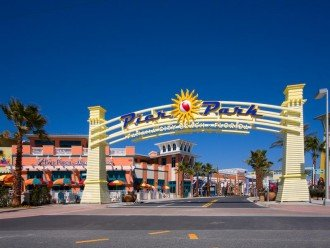 Calypso is the closest resort to Pier Park in PCB! A walk across the street!
