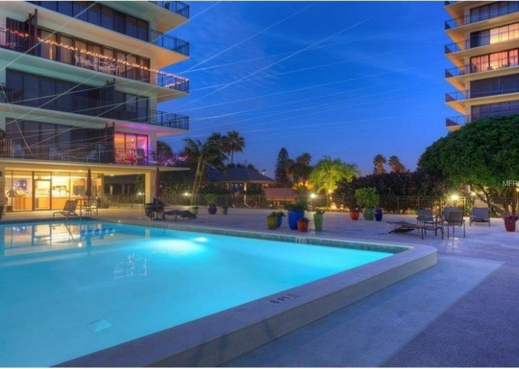 Beachfront Condo, Treasure Island, Furnished (Sunset Beach) #5