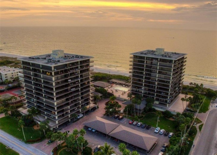 Beachfront Condo, Treasure Island, Furnished (Sunset Beach) #2