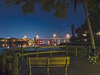 The Intercoastal at night