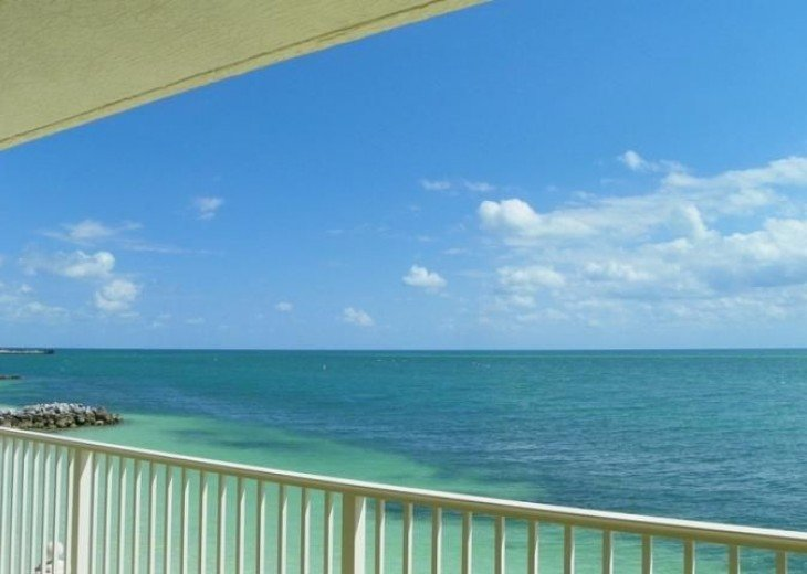 Your Panoramic Atlantic Ocean Balcony View